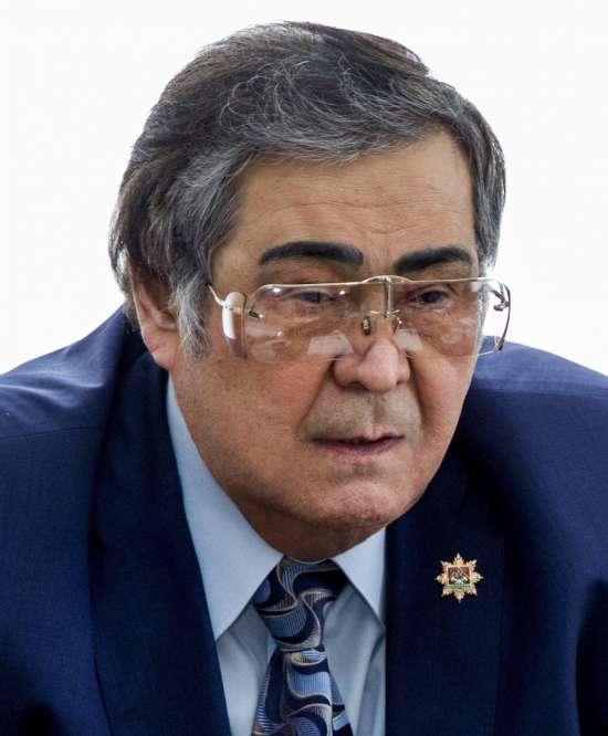 Тулеев Аман Гумирович