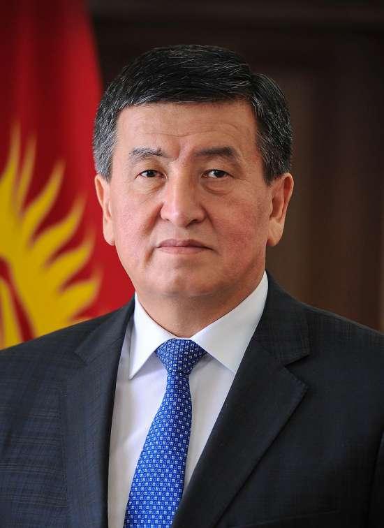 Жээнбеков Сооронбай Шарипович