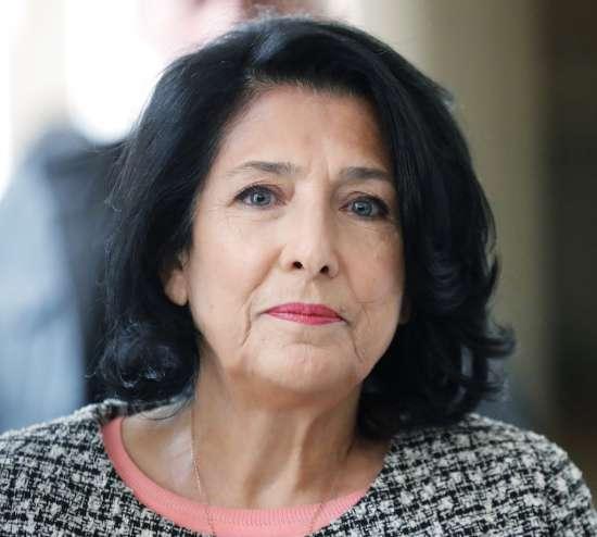 Зурабишвили Саломе