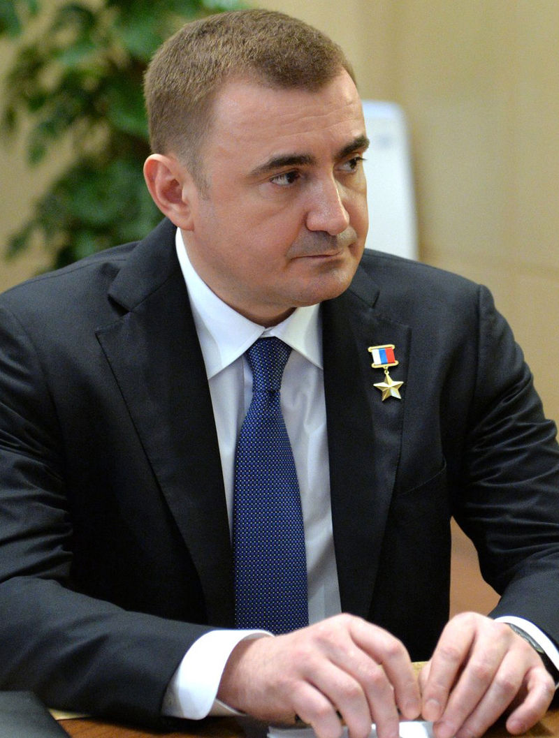 Дюмин Алексей Геннадьевич
