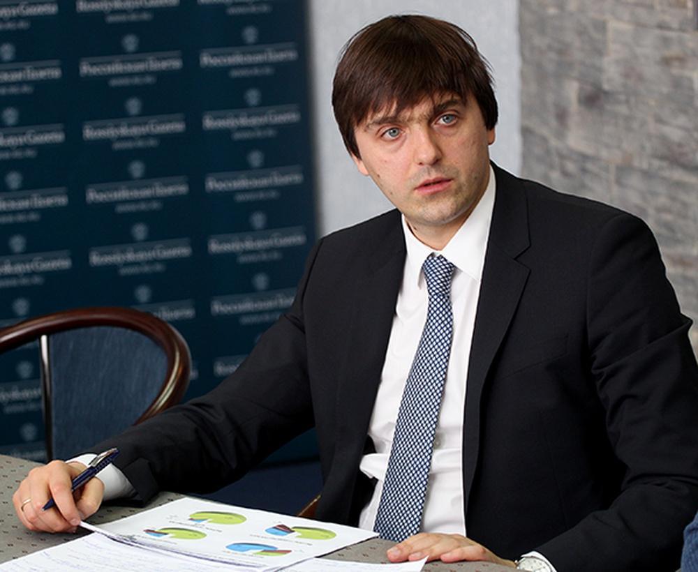 Кравцов Сергей Сергеевич