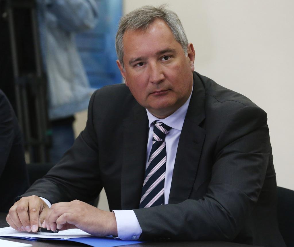 Рогозин Дмитрий Олегович