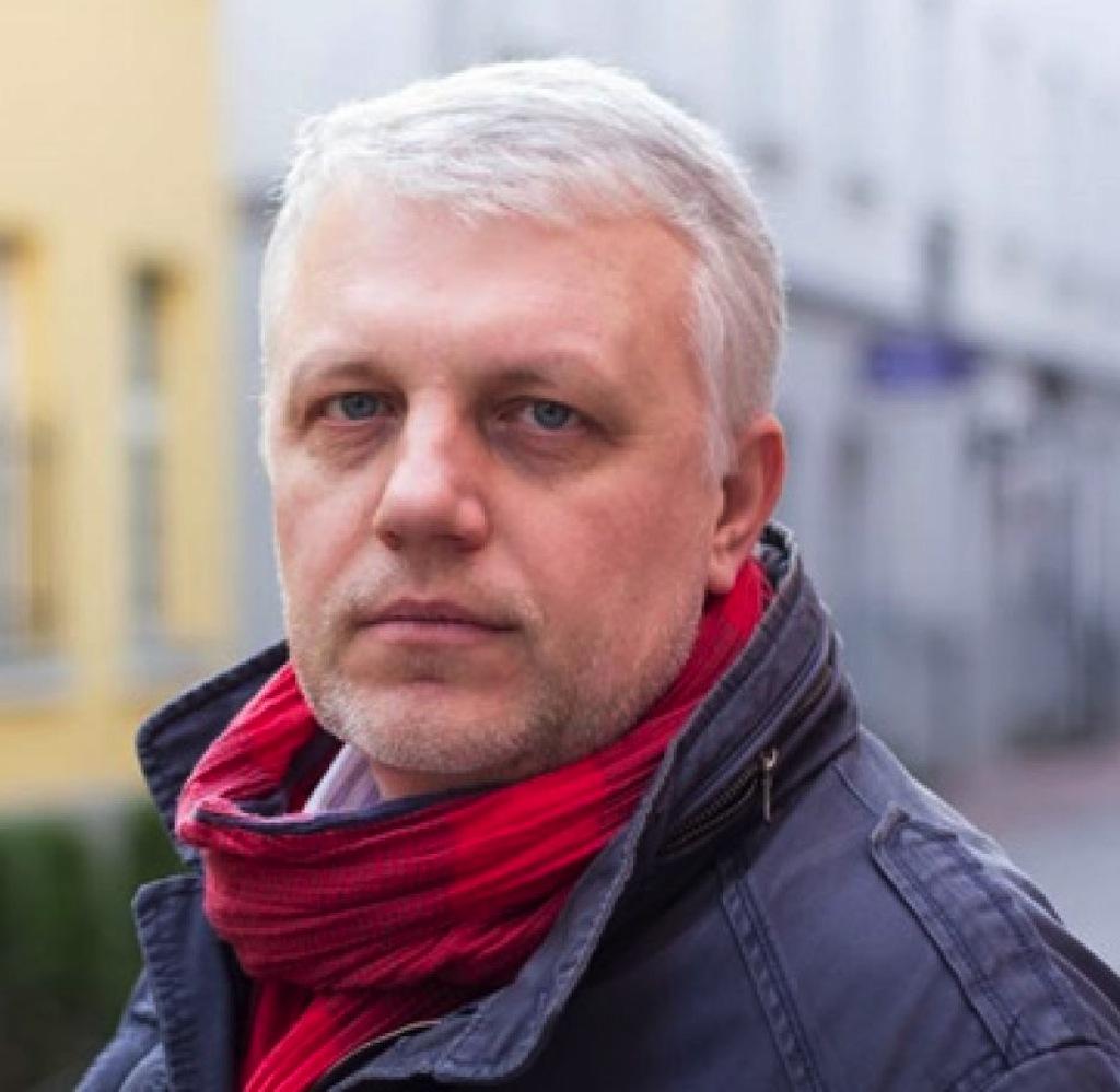 Последняя работа Шеремета в России — докфильм о Немцове