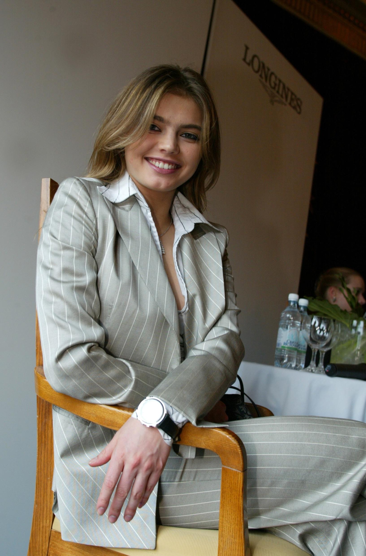 Кабаева Алина - фотографии