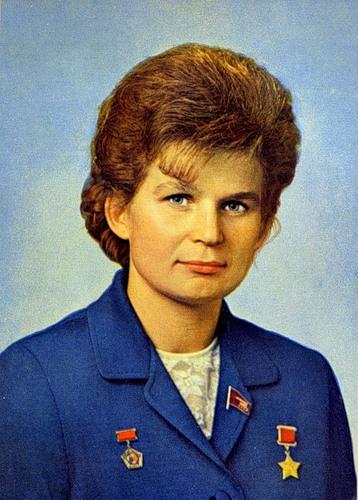 Терешкова Валентина Владимировна