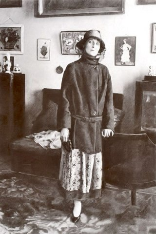 Ахматова Анна Андреевна - фотографии