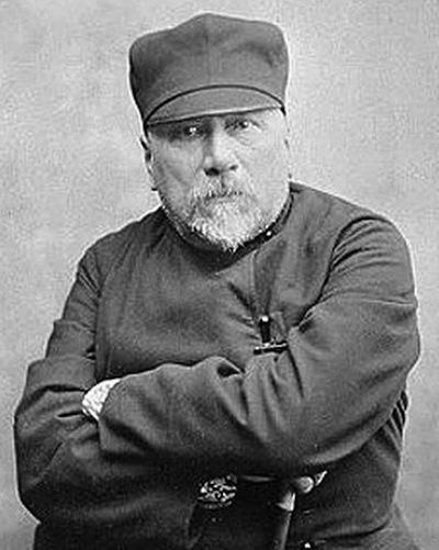 Лесков Николай Семёнович - фотографии