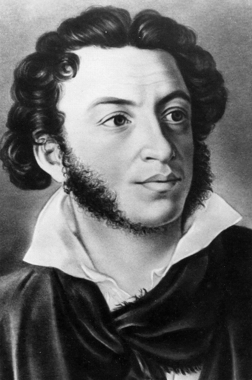 Доклад александр сергеевич пушкин биография писателя 5897