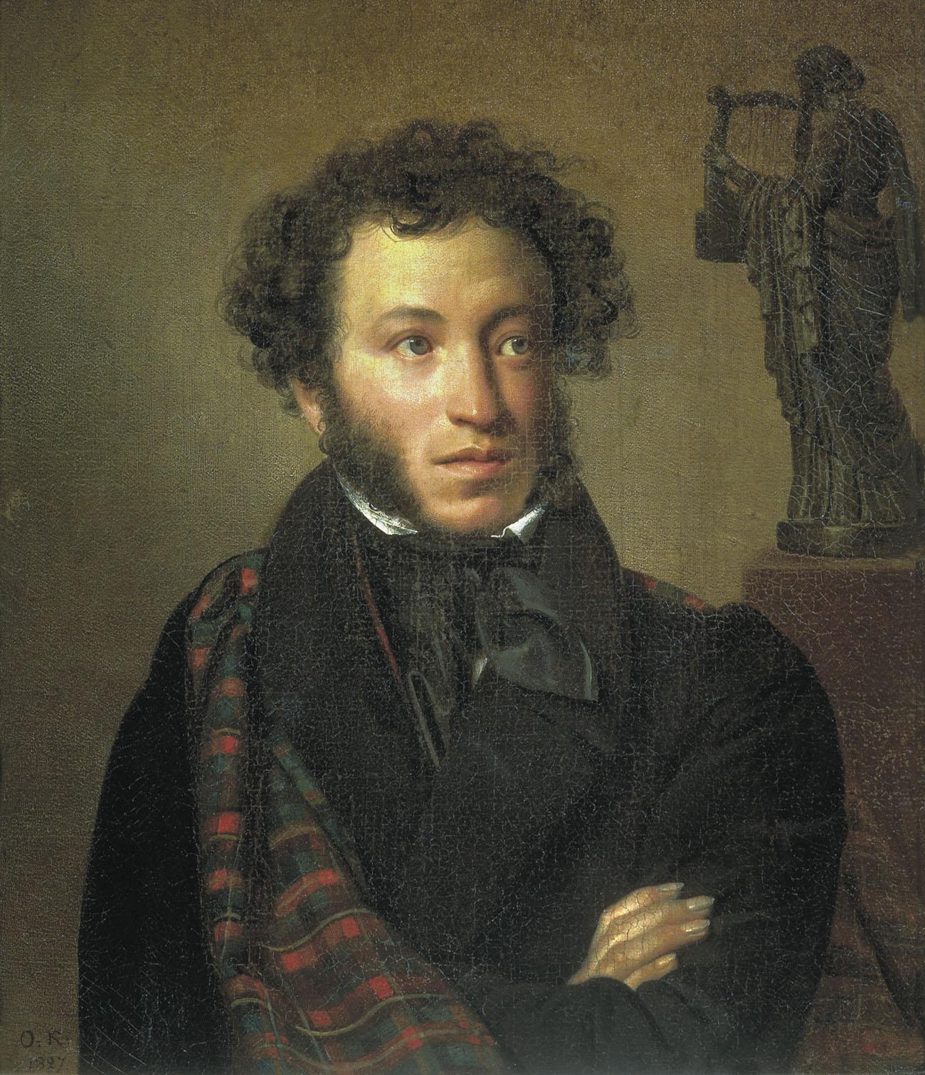 Пушкин Александр Сергеевич - фотографии