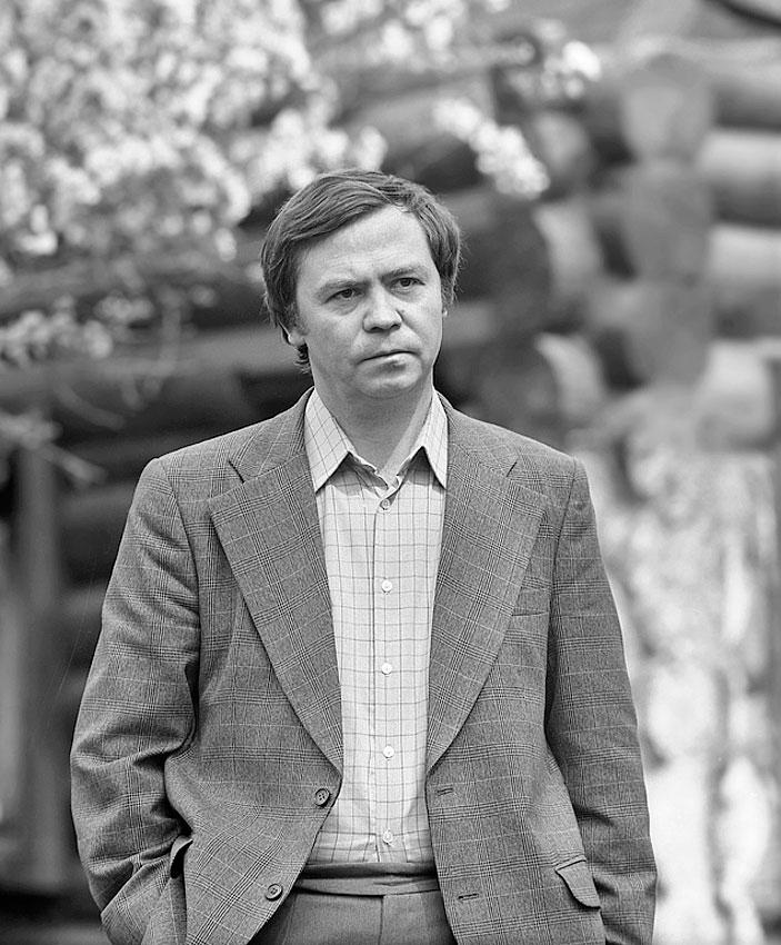 Распутин Валентин Григорьевич - фотографии