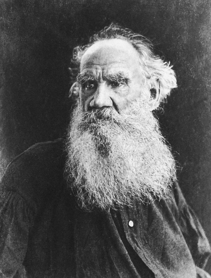 Толстой Лев Николаевич - фотографии
